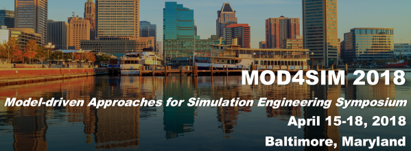 Mod4Sim 2018 in Baltimore